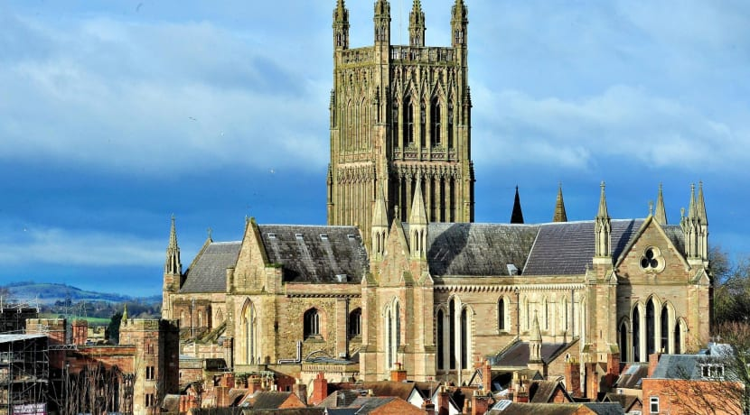 Medieval half-term activities to be held in Worcester Cathedral
