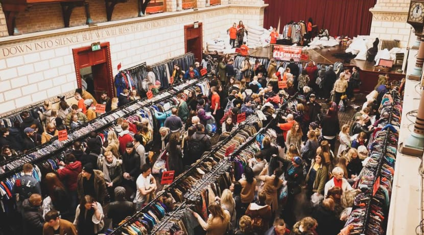 Vintage clothing sale returns to Coventry Cathedral