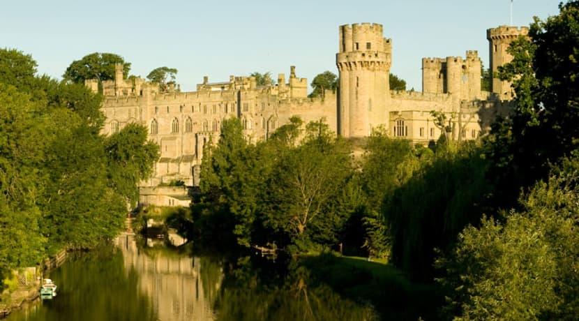 Warwick Castle Ghost Hunt
