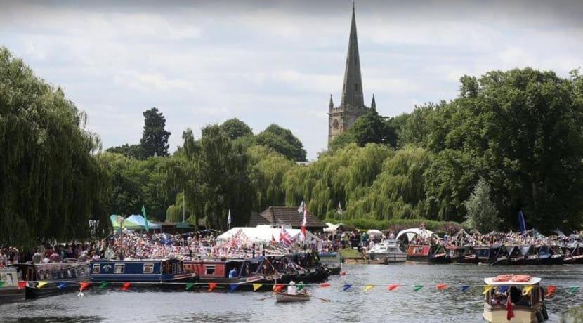 Stratford-upon-Avon announces dates for its 2020 River Festival