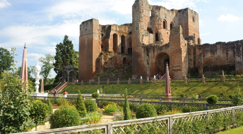 Kenilworth Castle to open on Boxing Day
