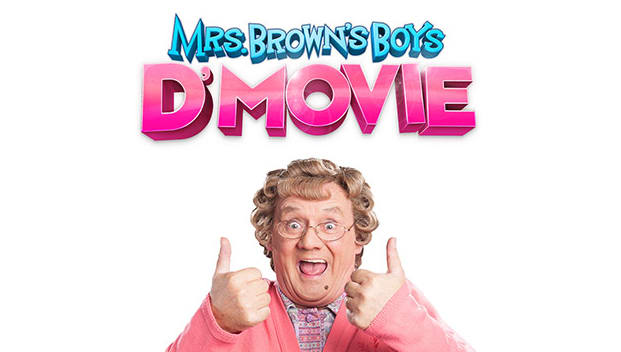 Mrs. Brown's Boys D'Musical coming to Brum