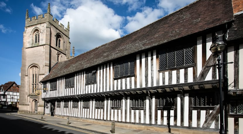 Celebrating Stratford-upon-Avon: Book tickets for a special evening at Shakespeare's Schoolroom