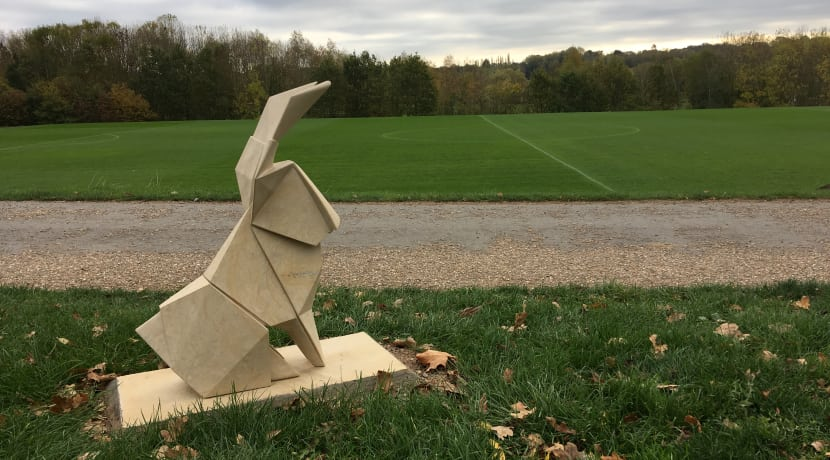 Enjoy a guided sculpture trail around the University of Warwick campus