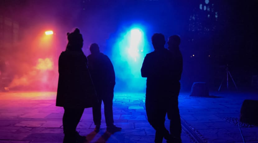 Coventry will see-in the New Year with a major sound and light experience at Coventry Cathedral