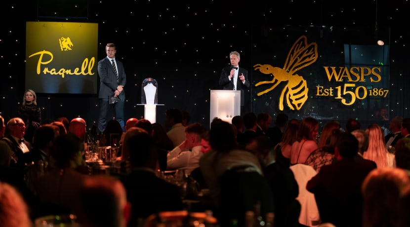 Date set for Wasps' end-of-season awards