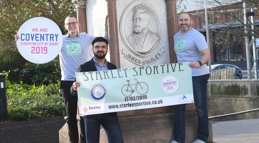 Mass participation cycle ride to be among first European City of Sport events