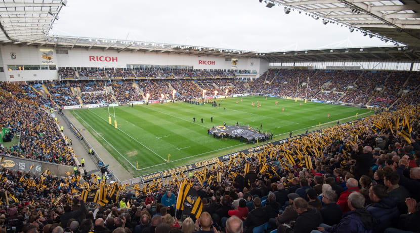 2019/20 Gallagher Premiership Wasps fixtures revealed