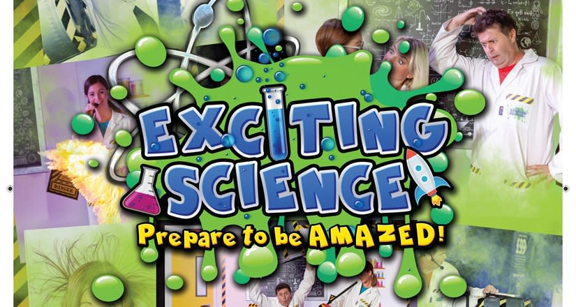 Exciting Science Show