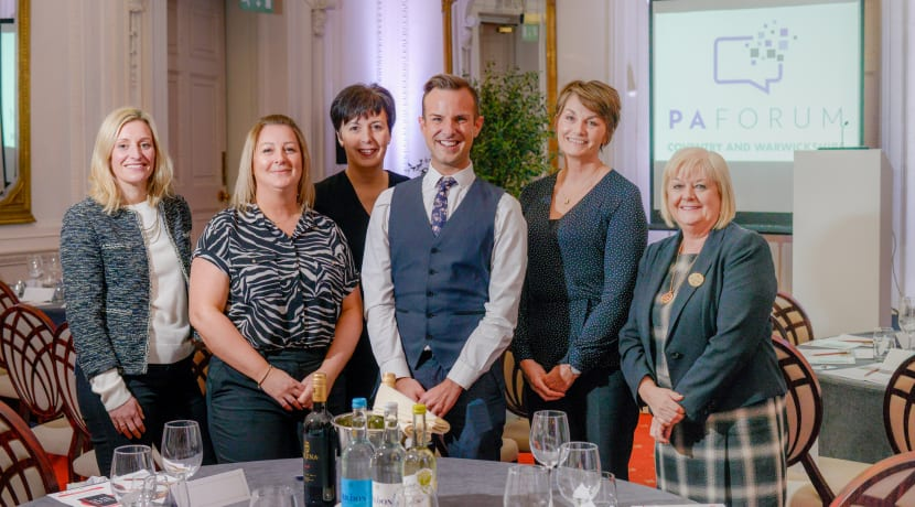 Coventry and Warwickshire PA Forum is officially launched