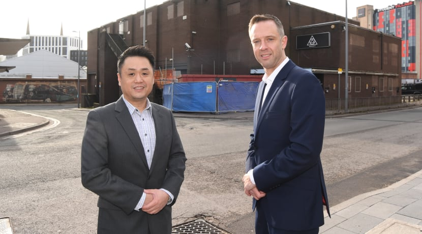 £1.3 million investment to create new entertainment complex in Coventry city centre