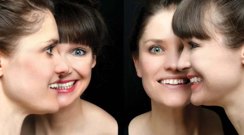 BBC sketch show comedy duo Croft & Pearce do a double take at Artrix
