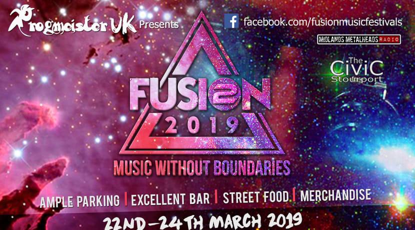 Fusion 2019 returns to Stourport next month