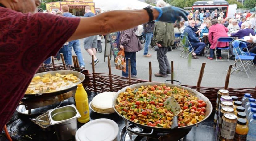 Date announced for 2020 Nuneaton Food Festival