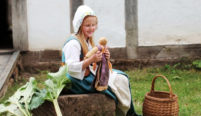Explore the history of fashion at Avoncroft Museum this half term
