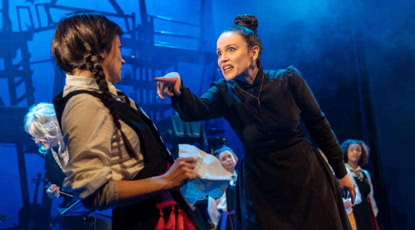 All-female cast confirmed for the world premiere production of The Worst Witch
