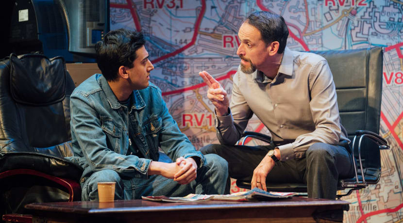 Ishy Din returns to the Belgrade Theatre with Approaching Empty