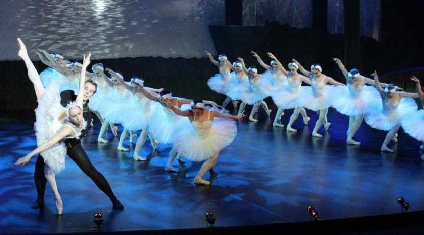 Ballet Theatre UK begins Swan Lake tour in Coventry