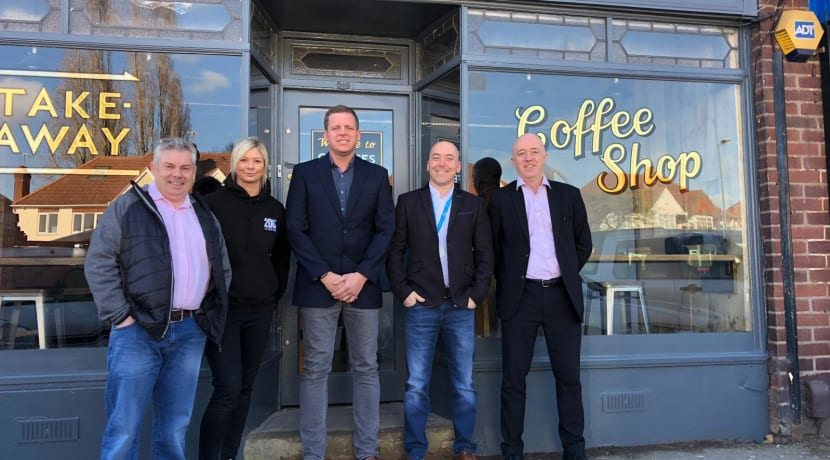 Changes Coffee opens in Solihull