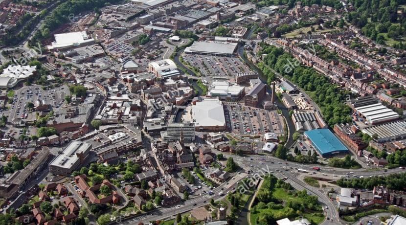 Kidderminster places highly in top property hotspot list