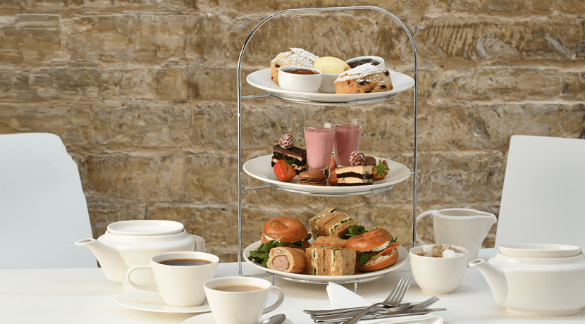 Afternoon tea offered at Compton Verney from April