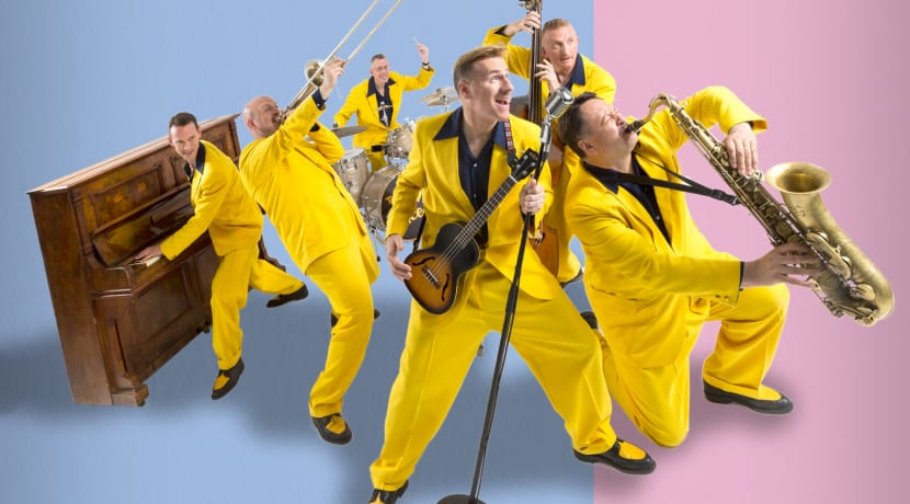 Swing music takes over Ragley Hall this summer