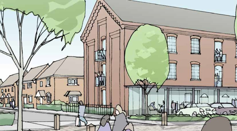 Kidderminster town centre parking could be affected by urban village proposals