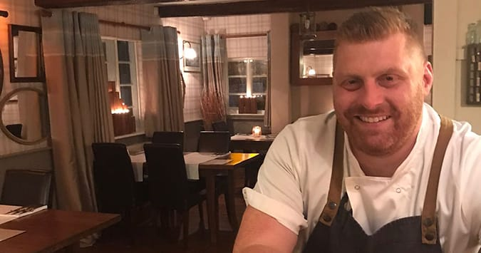 Star chefs lined up for Newport Show
