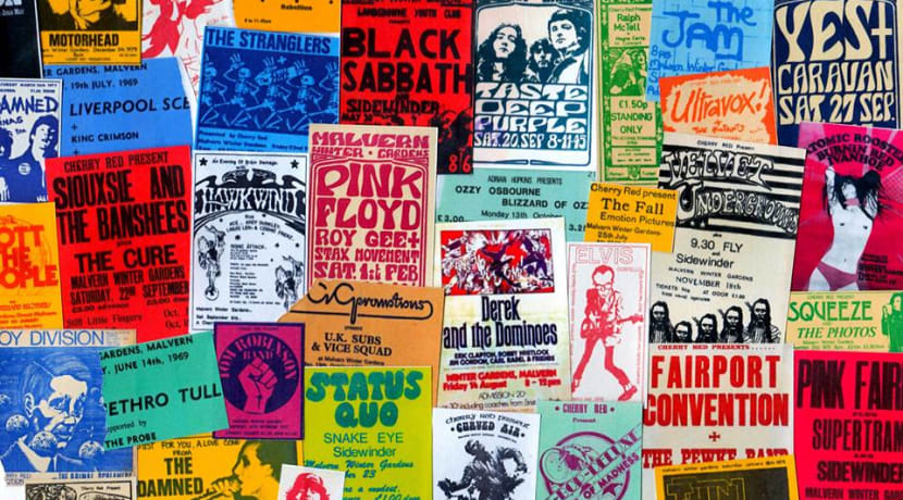 Exhibition celebrating popular music at Malvern Winter Gardens comes to the city