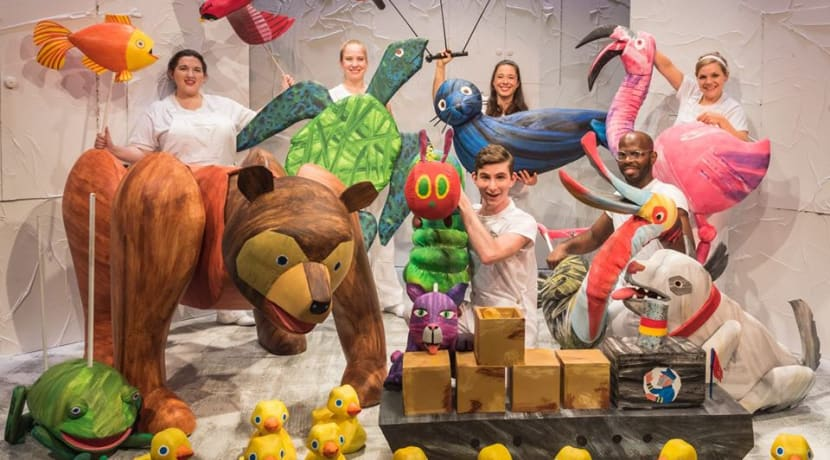 Children's classic book adapted for the stage in Leamington