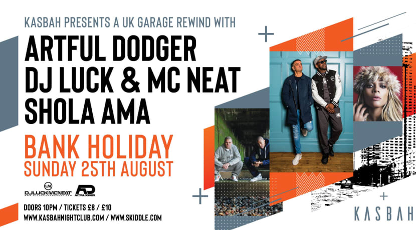 Garage acts perform in Coventry over August Bank Holiday weekend
