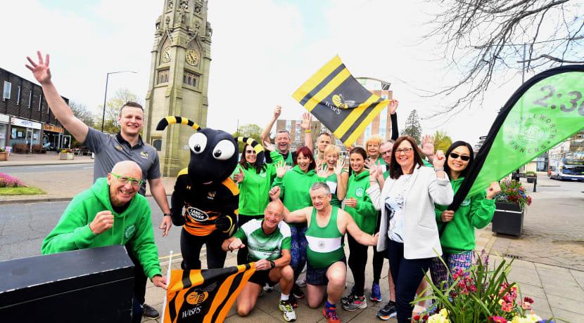 Kenilworth preparing for biggest ever half marathon with Wasps