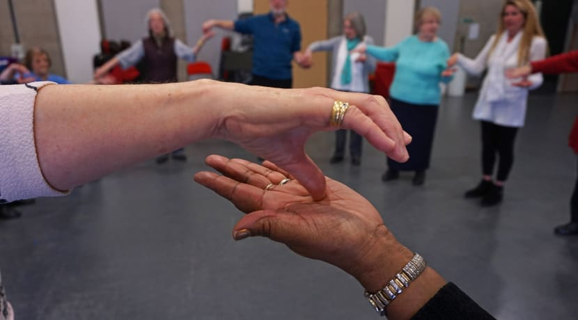 Connectivity and Community: Belgrade Theatre hosts symposium on arts and wellbeing for over 50s