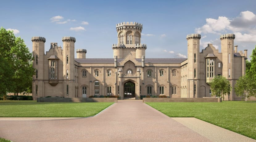 Studley Castle re-opens after three year renovation