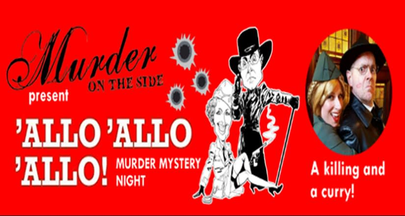 Allo, Allo, Allo! murder mystery takes over Redditch's Palace Theatre this week