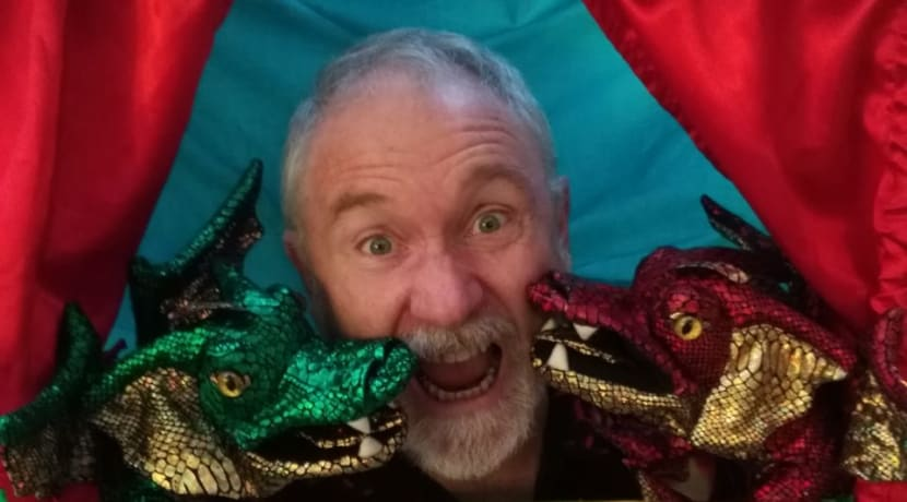 Discover dragons at Hartlebury Castle