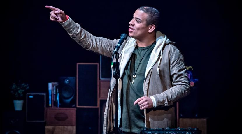 Is Testament Woke? Hip hop meets feminism in rapper's solo show