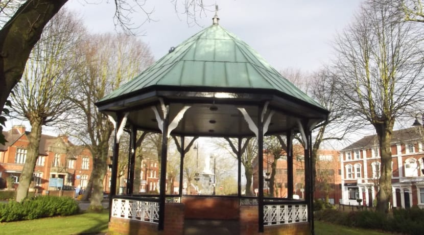 Redditch's Bandstand in the Park holds Vintage Day next month