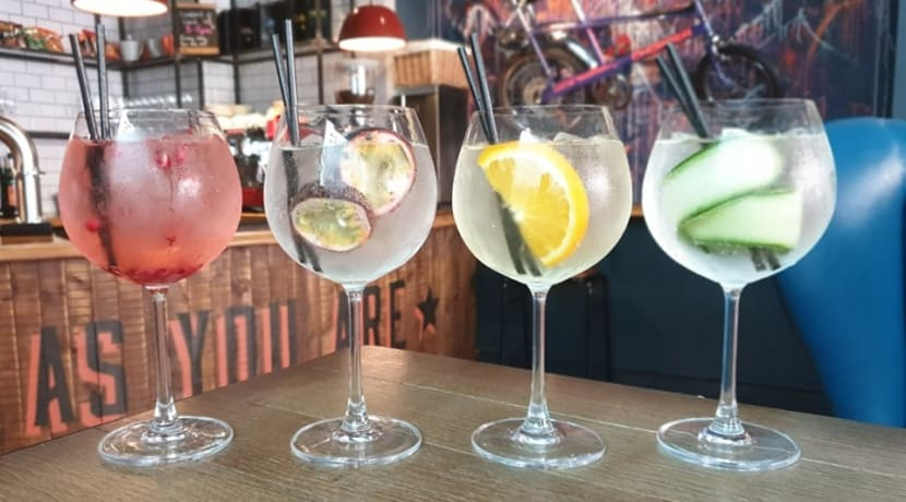 World Gin Day celebrated at House Leamington