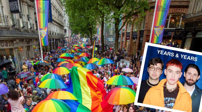 Love Out Loud at Birmingham Pride