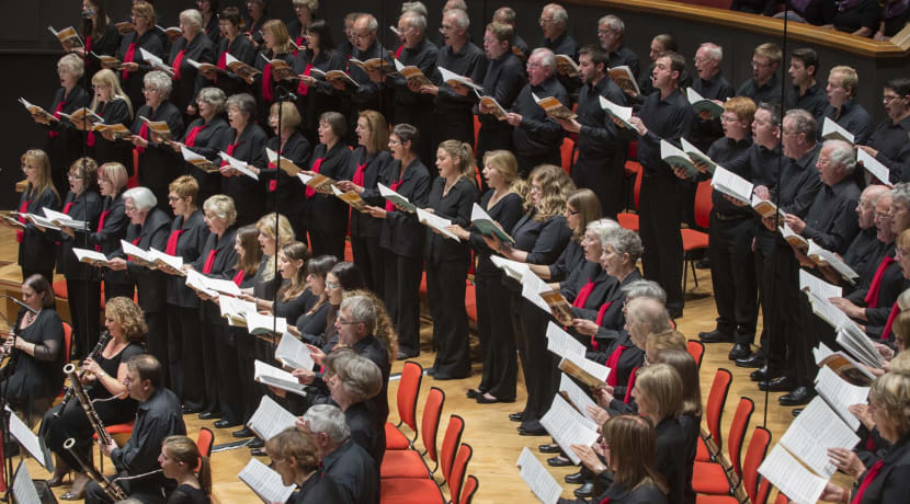 Birmingham Bach Choir to perform at Pershore Abbey
