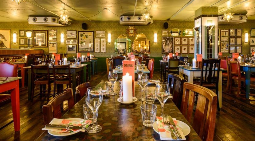 Cosy Club launches new summer menu