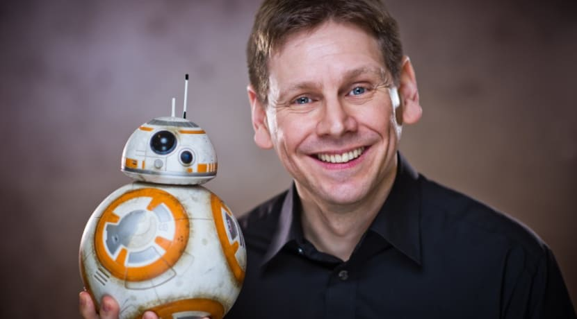 Star Wars puppeteer talks at Bewdley Festival