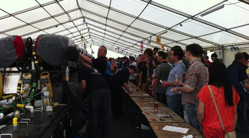 Bromsgrove Beer & Cider Festival returns with a space theme