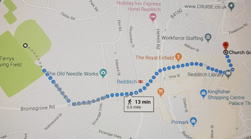 Redditch Carnival parade route revealed