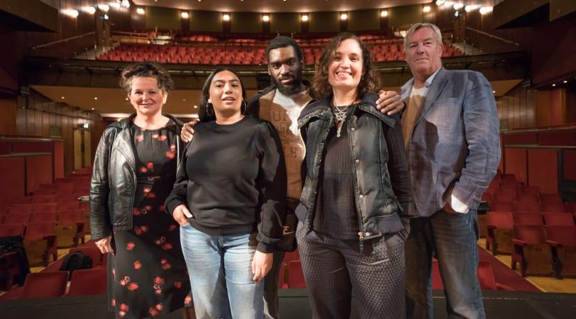 Belgrade Theatre announces Creative Leads for City of Culture 2021