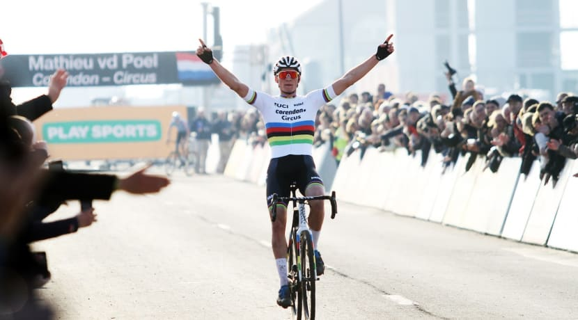 Mathieu van der Poel to ride in Warwickshire for OVO Energy Tour of Britain