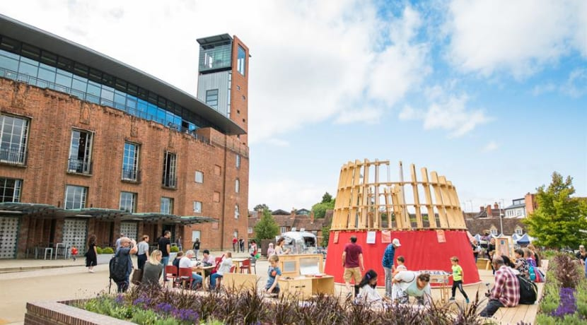 Summer activities at the Royal Shakespeare Company
