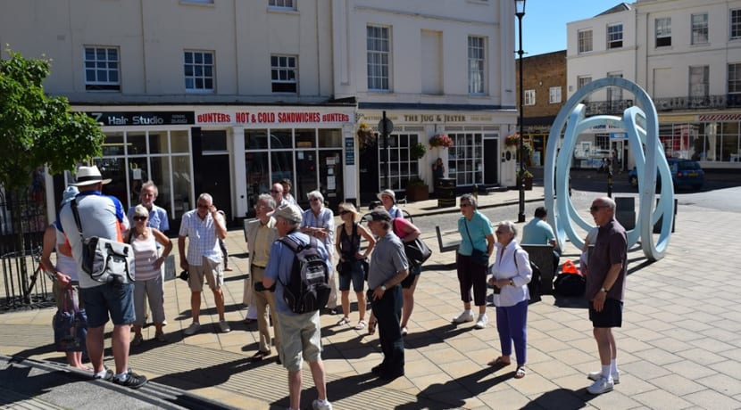 Free guided walks launched in Leamington