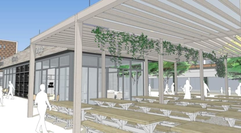 Mell Square unveils plans for new F&B destination